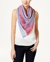 Echo Cotton La Laque Square Scarf