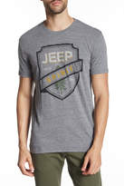 Lucky Brand Graphic Print Jeep Tee Shirt