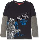 S'Oliver Boy's 63.710.31.7522 Longsleeve T-Shirt,18-24 Months