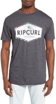 Rip Curl Men's Coaster Graphic T-Shirt