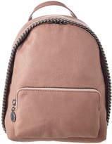 Stella McCartney Falabella Shaggy Deer Mini Backpack