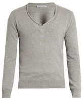 Tomas Maier V-neck Cashmere-sweater