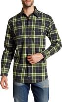 Pendleton Long Sleeve Bridger Plaid Classic Fit Shirt