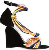 Pierre Hardy 'Scoubi Pop' wedge sandals