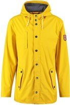 Derbe Passenger Waterproof Jacket Yellow/navy