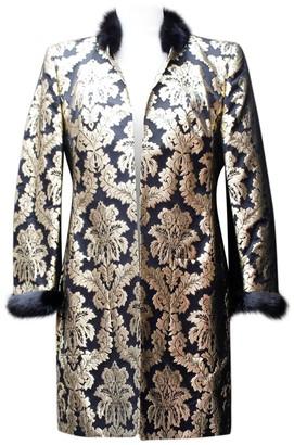 N. Louis Feraud \N Black Silk Coats