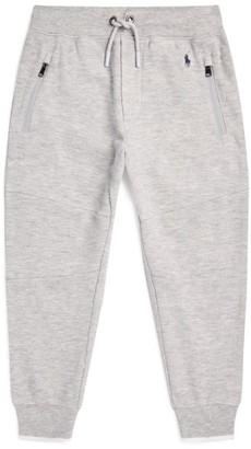 Ralph Lauren Kids Pique Logo Sweatpants (6-14 Years)