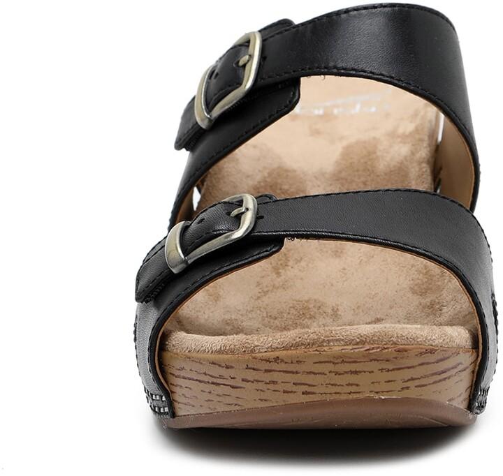 Thumbnail for your product : Dansko Leeann Wedge Sandal