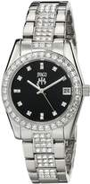 Jivago Women's JV6411 Magnifique Analog Display Quartz Silver Watch