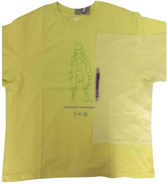 Takashi Murakami Green Cotton Tops