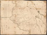 Historic Reproductions 1804 to 1805 Map of Map of the state of Ohio - From book: The journal...
