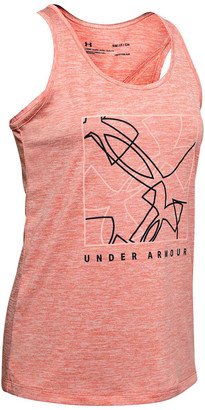 Under Armour Womens Graphic Tech Twist Tank