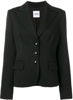 Moschino Pre Owned 1990's slim fit jacket