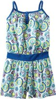 Tea Collection Girls 7-16 Woodstock Henley Romper