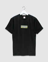Supreme Supreme Bling Box Logo T-Shirt