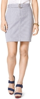 Tommy Hilfiger Final Sale-Corded Cargo Skirt