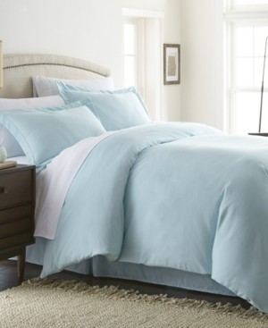 IENJOY HOME Dynamically Dashing Duvet Cover Set by The Home Collection, Queen Bedding