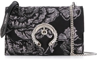 Jimmy Choo mini Paris crossbody bag
