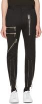 DSQUARED2 Black Bondage Trousers