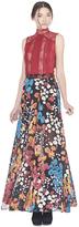 Alice + Olivia Athena Maxi Skirt