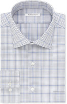 Van Heusen Men's Classic/Regular Fit Wrinkle Free Flex Collar Check Dress Shirt