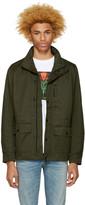 Diesel Green J-Wines Jacket