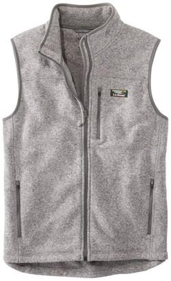 L.L. Bean Men's Bean's Sweater Fleece Vest