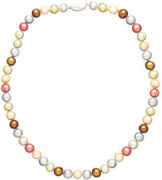 Honora Style Gelato Ringed Cultured Pearl Strand Necklace