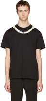 Givenchy Black Shark Teeth T-Shirt