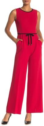 Tommy Hilfiger Bow Waist Jumpsuit