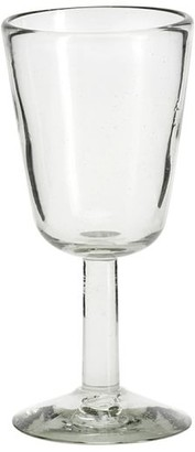 Pottery Barn Santino Recycled Wine Glasses