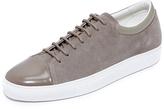 HUGO Brush Off Cap Toe Sneakers