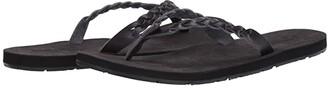 Flojos Navida (Black) Women's Sandals