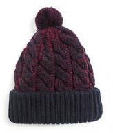 Muk Luks Sweater Weather Cable Cuff Cap (Women's)