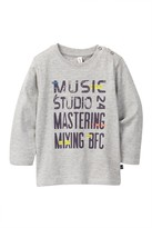 Babyface Long Sleeve Graphic Tee (Baby, Toddler, & Little Boys)