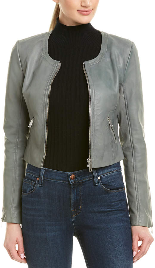 Bagatelle City Bagatelle Leather Jacket