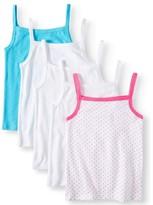 Wonder Nation Cami Layering Tank Tops, 5-pack (Toddler Girls)