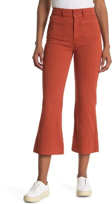 Faherty Brand Uma High Waisted Pants