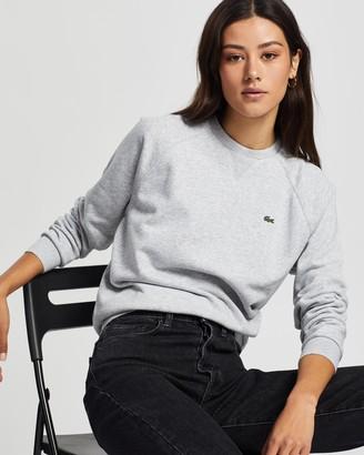 Lacoste Classic Non-Brushed Sweatshirt