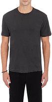James Perse Men's Cotton T-Shirt-GREY