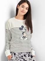 Gap | Disney Mickey stripe pullover