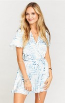 MUMU Whitney Wrap ~ Blue Me Away