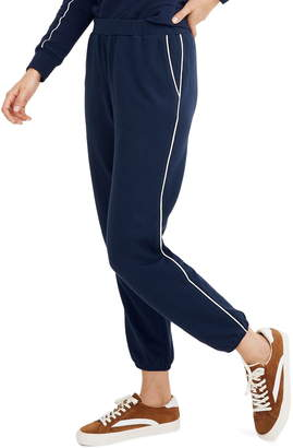 Madewell Piped Western Jogger Sweatpants