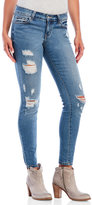 eunina Mica Low-Rise Skinny Ankle Jeans