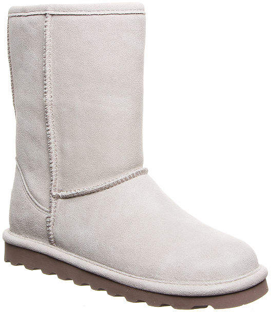 04a888969bd Womens Elle Winter Boots Flat Heel Pull-on
