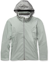 Descente - S.i.o Slim-fit Waterproof Shell Jacket