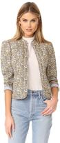 Rebecca Taylor Marigold Pop Jacket