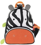 Skip Hop Zoo Little Kids & Toddler Backpack, Zebra