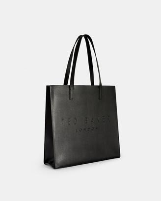 Ted Baker SOOCON Large crosshatch icon bag