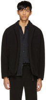 Cottweiler Black Fleece Jacket